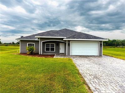 Okeechobee County Single Family Home For Sale: 1402 SE 12th Drive