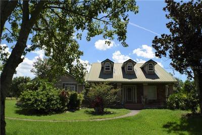 Okeechobee County Single Family Home For Sale: 2741 NE 54th Trail