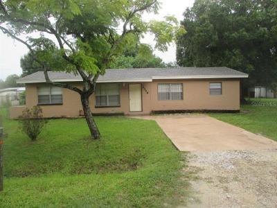 Okeechobee County Single Family Home For Sale: 2348 NW 5th Street