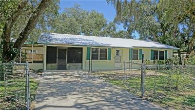 Okeechobee County Single Family Home For Sale
