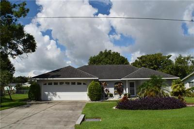 Okeechobee County Single Family Home For Sale: 1404 SE 8th Drive