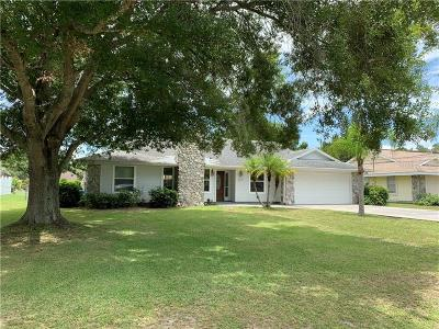 Okeechobee County Single Family Home For Sale: 1609 SW 28th Avenue
