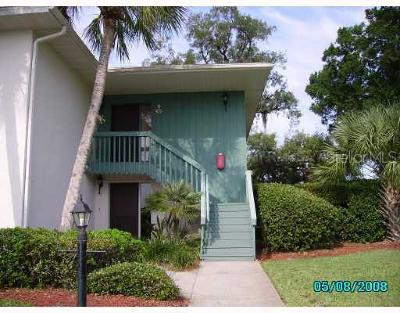 Haines City Condo For Sale: 5 Buck Circle #b5