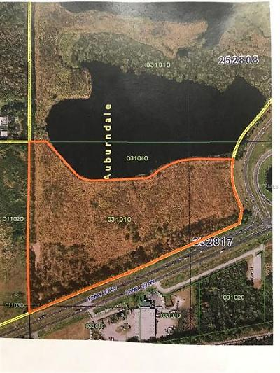 Auburndale Residential Lots & Land For Sale: Pod-B-2 Hwy.92