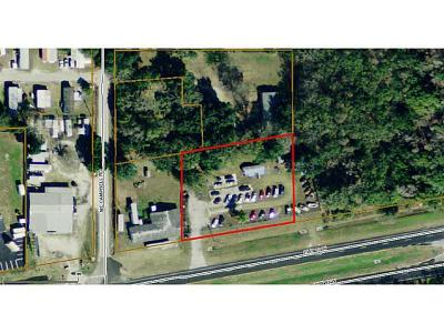 Auburndale Residential Lots & Land For Sale: 1115 Us Highway 92