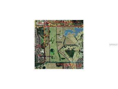Winter Haven Residential Lots & Land For Sale: Dundee Road