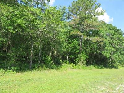 Polk City Residential Lots & Land For Sale: 0 Tall Pine Road
