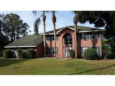 Auburndale Single Family Home For Sale: 124 Raintree Ct