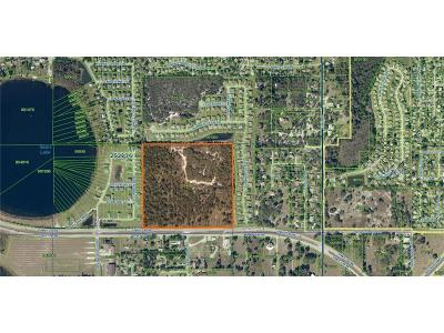 Winter Haven Residential Lots & Land For Sale: 1975 State Road 540 W