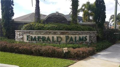 Winter Haven Residential Lots & Land For Sale: 4554 Emerald Palms Drive
