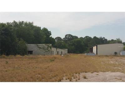 Auburndale Commercial For Sale: 420 Gandy Road