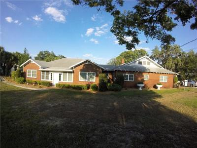 Winter Haven Single Family Home For Sale: 1200 W Lake Otis Drive SE