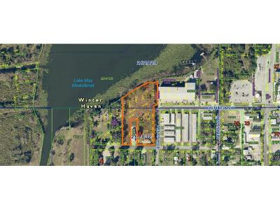 Winter Haven Residential Lots & Land For Sale: 802 Avenue L SW