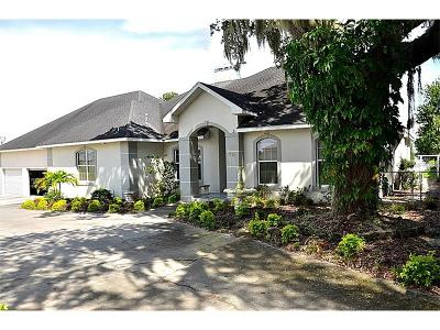 Auburndale Single Family Home For Sale: 817 Arietta Drive