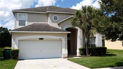 Kissimmee Single Family Home For Sale: 8609 La Isla Drive