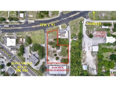 Auburndale Residential Lots & Land For Sale: Hughes Road