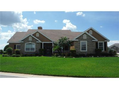 Winter Haven Single Family Home For Sale: 905 Hart Lake Court