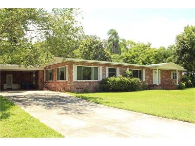 Lakeland Single Family Home For Sale: 2715 Berkeley Avenue