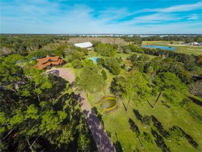 Winter Haven Single Family Home For Sale: 4015 Country Club Road S