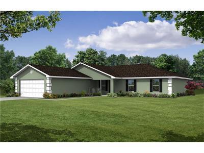 Lakeland Single Family Home For Sale: 6011 Velvet Loop