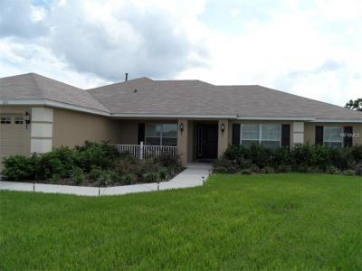 Haines City Single Family Home For Sale: 1611 Horizon Court