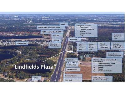 Kissimmee Residential Lots & Land For Sale: 3281 Lindfields Boulevard