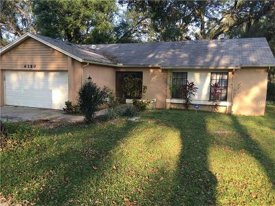 Orlando Single Family Home For Sale: 6180 Sparling Hills Circle