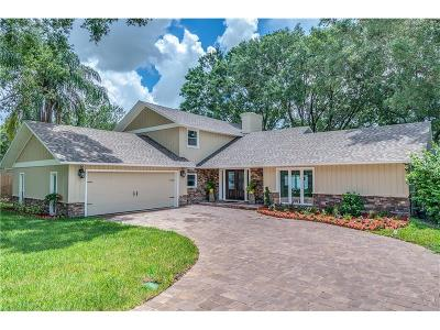 Winter Haven Single Family Home For Sale: 5025 Sunrise Drive