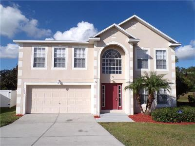 Winter Haven Single Family Home For Sale: 5364 Chandler Drive