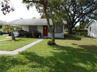Auburndale Single Family Home For Sale: 230 Nelson Street