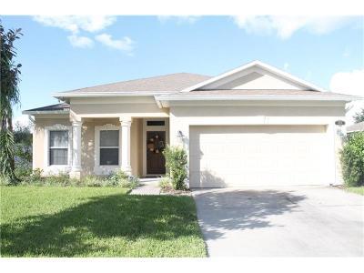 Auburndale Single Family Home For Sale: 1824 Van Allen Loop