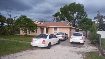 Naples FL Single Family Home For Sale: $279,000