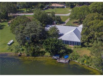 Winter Haven Single Family Home For Sale: 14 Aqualane Drive