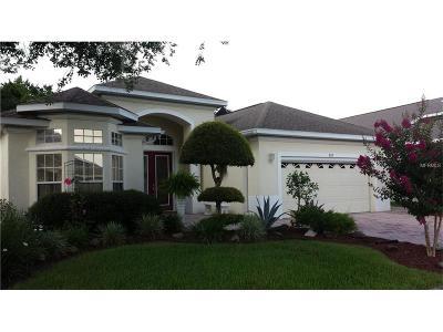 Davenport Single Family Home For Sale: 810 Ashton Drive
