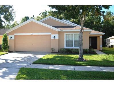 Davenport Single Family Home For Sale: 701 Sandy Ridge Drive