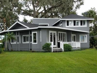 Haines City Single Family Home For Sale: 6 Edwards Shores