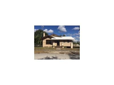 Haines City Single Family Home For Sale: 1054 Oak Avenue