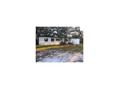 Polk City Mobile/Manufactured For Sale: 5643 Mount Olive Road