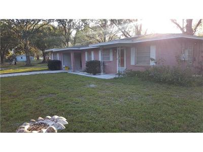Auburndale Single Family Home For Sale: 4040 Dupree Road