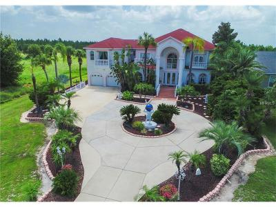 Winter Haven Single Family Home For Sale: 3001 Crystal Beach Road