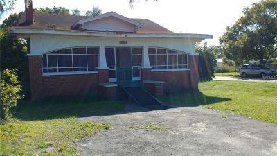 Lakeland Single Family Home For Sale: 2403 Burns Street