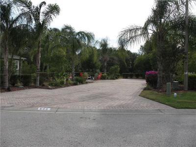 Polk City Residential Lots & Land For Sale: 592 Meandering Way