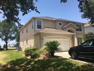Haines City Single Family Home For Sale: 1606 Forest Hills Lane