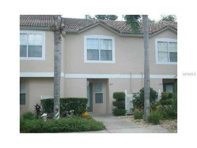 Haines City Single Family Home For Sale: 2491 Saint Augustine Boulevard