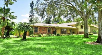 Auburndale Single Family Home For Sale: 501 Hillside Drive