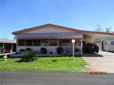 Winter Haven Mobile/Manufactured For Sale: 6714 Canterbury Drive NE