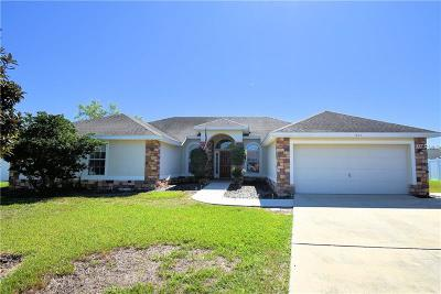 Auburndale Single Family Home For Sale: 601 Pintail Circle