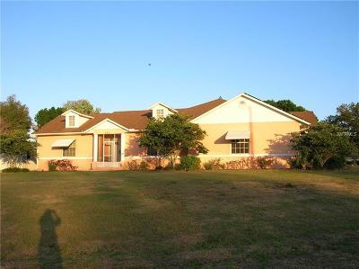 Auburndale Single Family Home For Sale: 262 White Cliff Boulevard