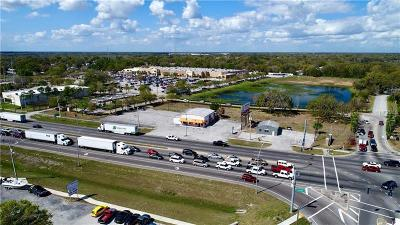 Auburndale Commercial For Sale: 2116 E Us Hwy 92