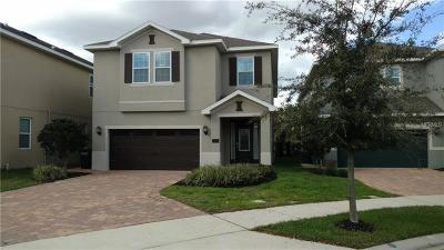 Kissimmee Single Family Home For Sale: 551 Lasso Drive